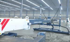 Laser Screed Flooring