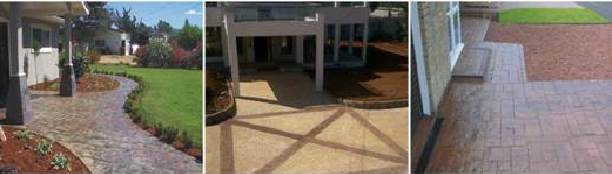 Decorative Stamped Concrete Flooring